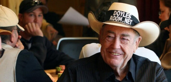 Doyle Brunson mengungkapkan bahwa ia menolak tawaran $ 235.000.000 untuk Kamar Doyle