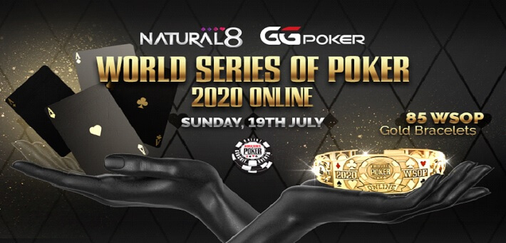 How To Play WSOP Online Bracelet Events at GG Network