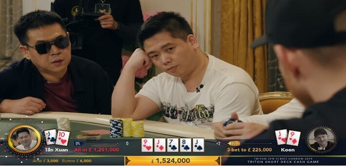Poker Hand of the Week - When a great bluff by Tan Xuan goes wrong