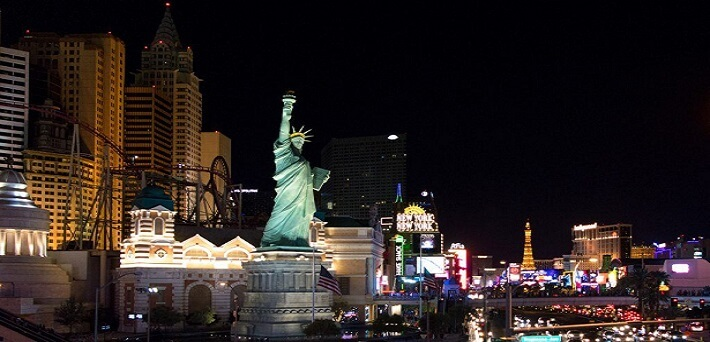 New York-New York Casino robber suspect remains in prison