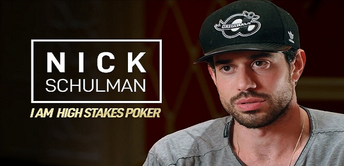 Watch the new I am High Stakes Poker Interviews with Nick Schulman and Philipp Gruissem here