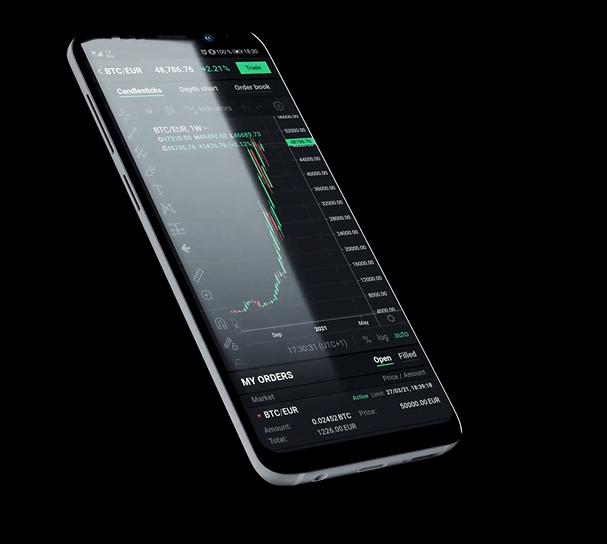 Bitpanda Mobile App