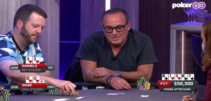 Poker Hand of the Week - Jake Daniels Triple Barrel Bluff Gone Wrong
