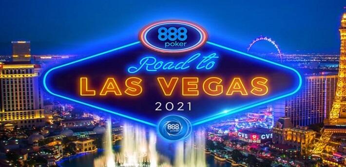 Win a $13,000 WSOP Main Event package in 888poker's Road to Las Vegas