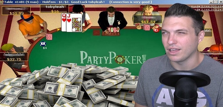 What the Golden Days of Online Poker in 2003 were really like