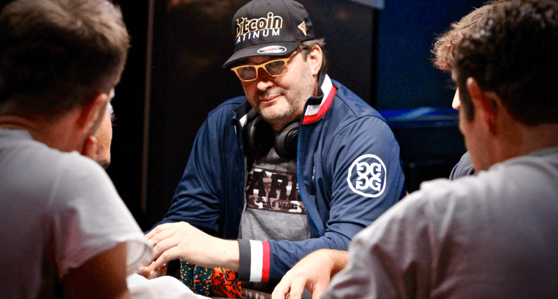 Phil Hellmuth admits using Adderall for poker tournaments
