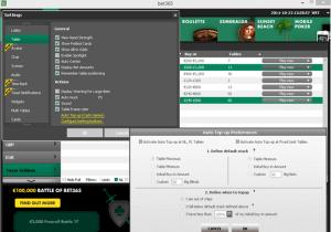 Bet365 Options